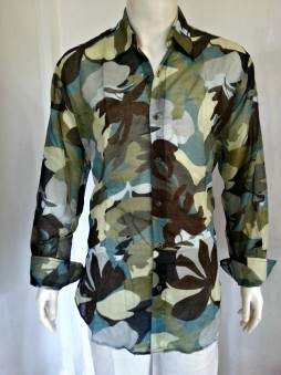Chocolate Camouflage